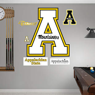 Appalachian State Mountaineers 2013 Logo